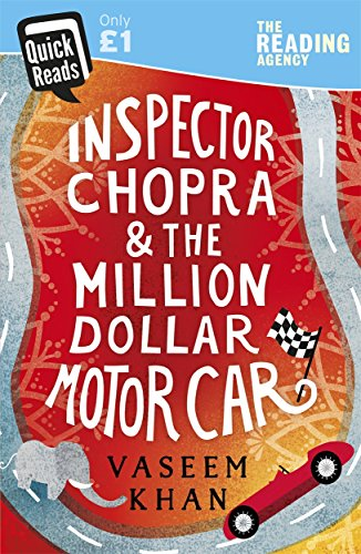 Inspector Chopra and the Million-Dollar Motor Car By Vaseem Khan