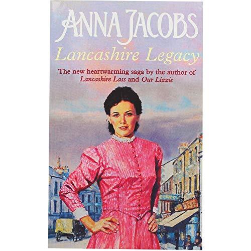 Lancashire Legacy (Riverside Mccolls) By Anna Jacobs