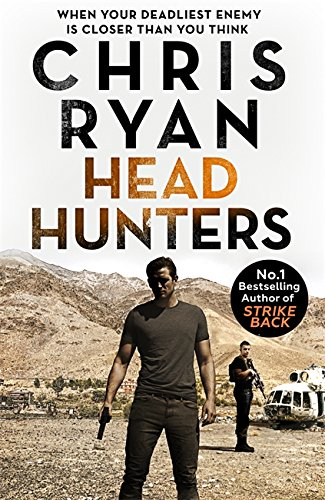Head Hunters: Danny Black Thriller 6 By Chris Ryan