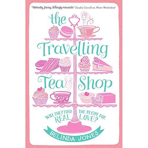 Belinda Jones The Travelling Tea Shop