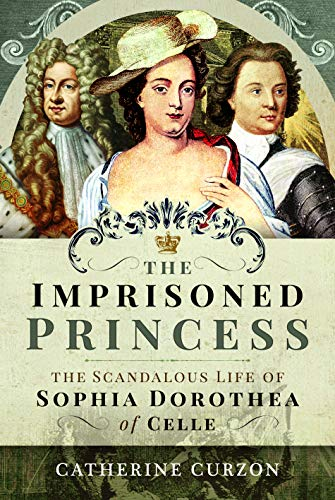 The Imprisoned Princess By Catherine Curzon