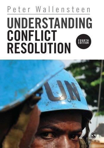 Understanding Conflict Resolution by Peter Wallensteen
