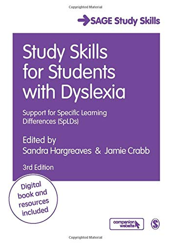 Study Skills for Students with Dyslexia By Sandra Hargreaves