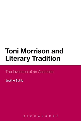 Toni Morrison and Literary Tradition par Dr Justine Baillie (University of Greenwich, UK)