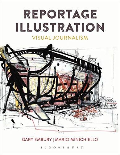 Reportage Illustration By Gary Embury (University of the West of England, UK)