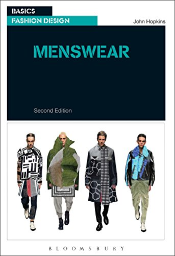 Menswear By John Hopkins (Winchester School of Art at the University of Southampton, UK)
