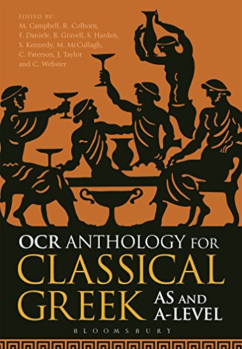 OCR Anthology for Classical Greek AS and A Level By Edited by Dr. Malcolm Campbell