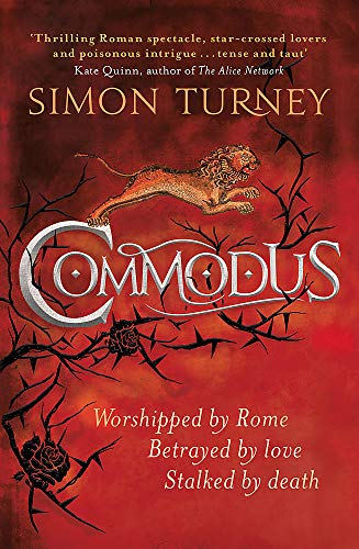 Commodus By Simon Turney