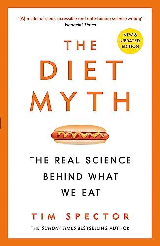 The Diet Myth By Professor Tim Spector