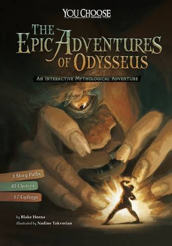 The Epic Adventures Of Odysseus By Illustrated By Stefano