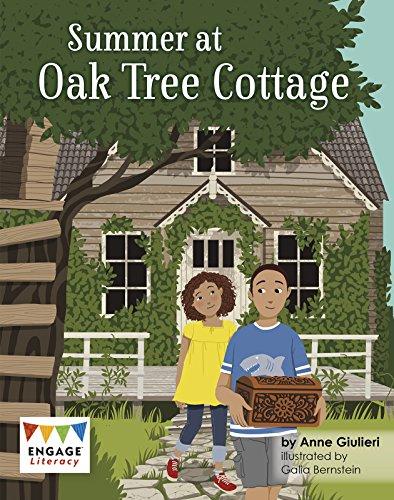Summer at Oak Tree Cottage By Gaila Bernstein
