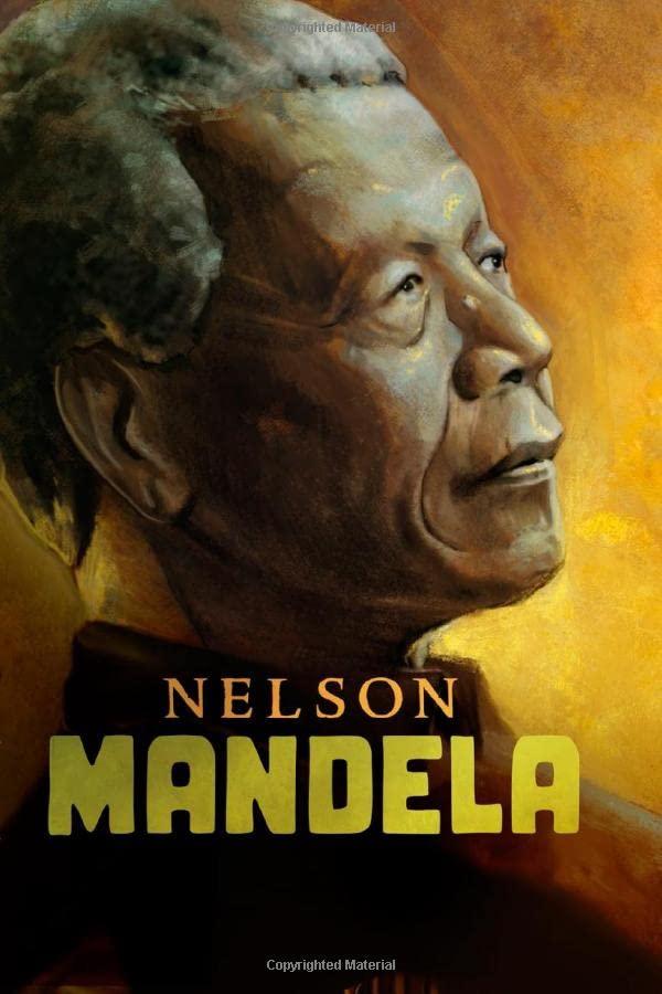 Nelson Mandela By Emanuel Castro