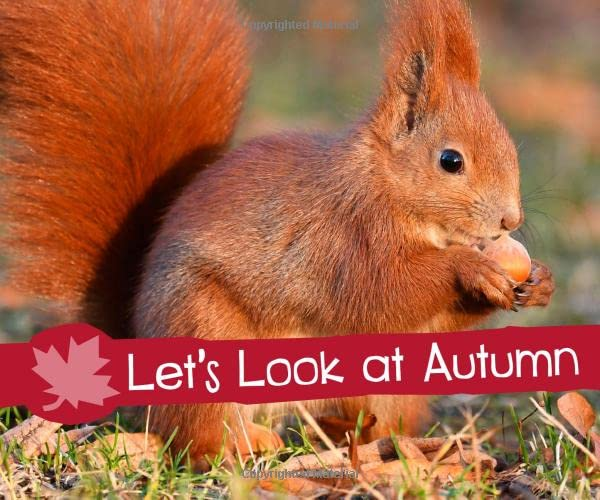 Let's Look at Autumn By Sarah L. Schuette