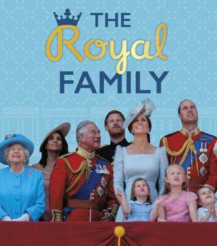 The Royal Family By Helen Cox Cannons