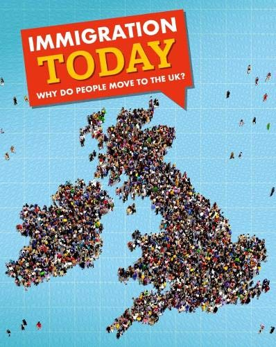 Immigration Today By Nancy Dickmann