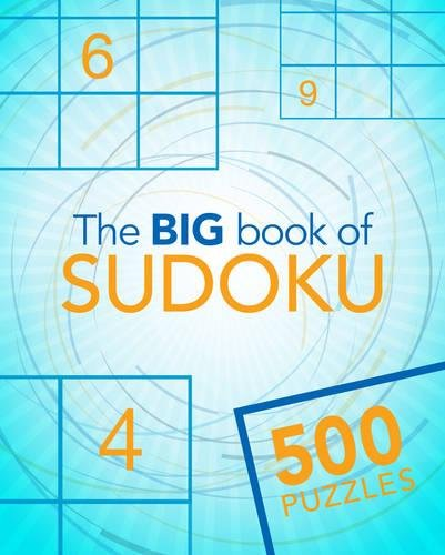 The Big Book of Sudoku By Parragon Books Ltd