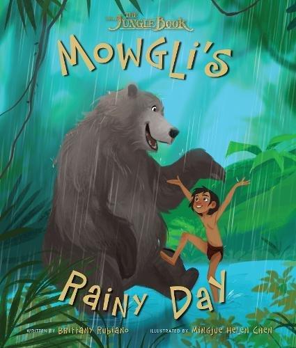 Disney The Jungle Book Mowgli's Rainy Day By Brittany Rubiano