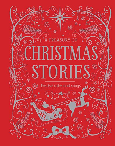 A Treasury of Christmas Stories By Parragon Books Ltd