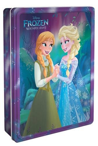 Disney Frozen Northern Lights Happy Tin By Parragon Books Ltd