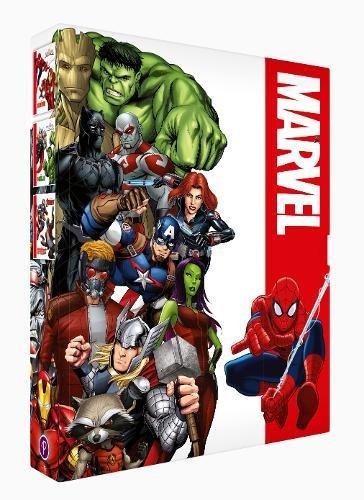 Marvel Slipcase By Parragon Books Ltd
