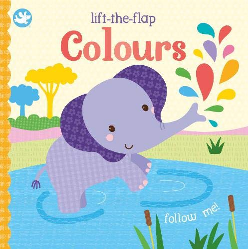 Little Learners Colours By Sarah Ward