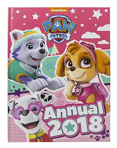 Nickelodeon PAW Patrol Annual 2018 by Parragon Books Ltd