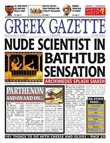Greek Gazette von Fergus Fleming