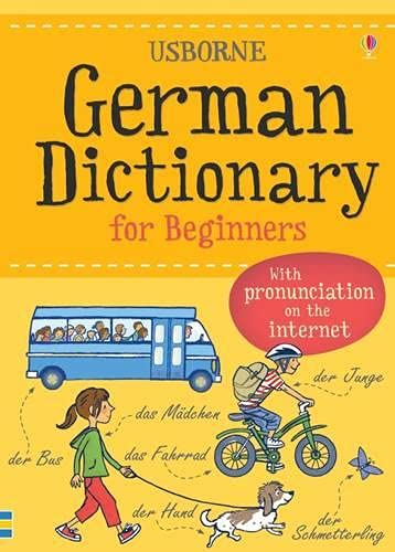 German Dictionary for Beginners By Helen Davies