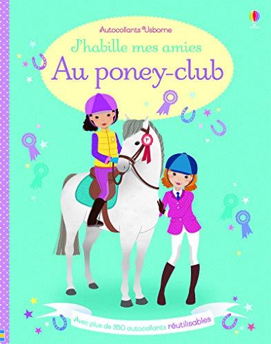 Au Poney-Club By Lucy Bowman
