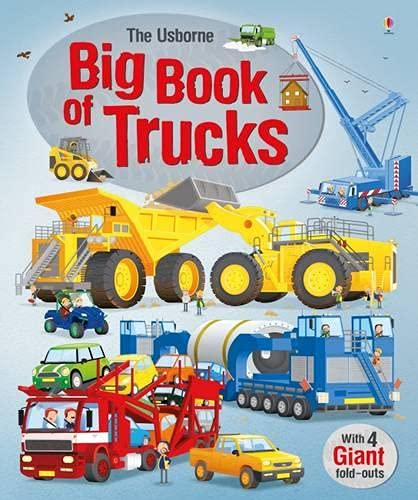 Big Book of Trucks By Megan Cullis