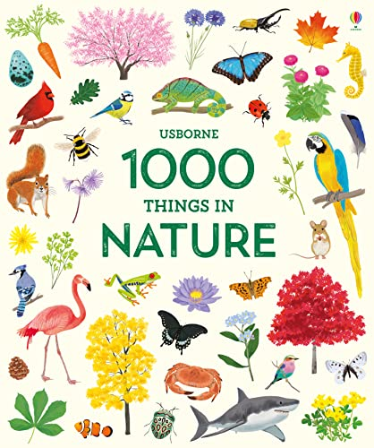 1000 Things in Nature von Hannah Watson (EDITOR)