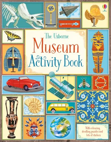 Museum Activity Book By Various