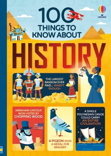 100 Things to Know About History von Various