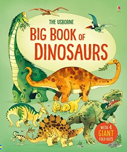 Big Book of Dinosaurs von Alex Frith