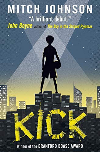 Kick By Mitch Johnson