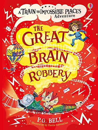 The Great Brain Robbery By P.G. Bell