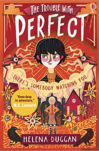 The Trouble With Perfect By Helena Duggan