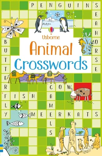 Animal Crosswords By Phillip Clarke