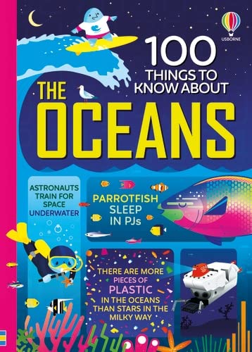 100 Things to Know About the Oceans By Jerome Martin