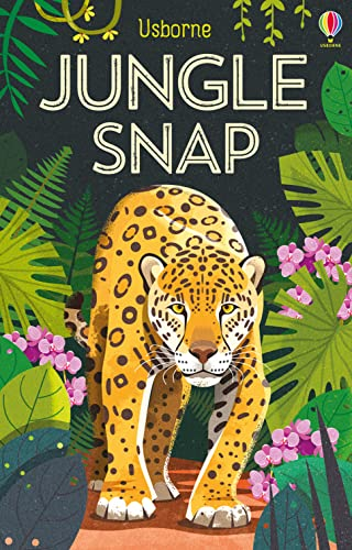 Jungle Snap (Snap Cards) By Lucy Bowman