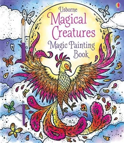 Magical Creatures Magic Painting Book von Abigail Wheatley
