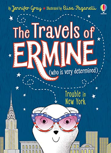 Trouble in New York By Jennifer Gray, (Children's story writer)