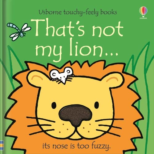 That's not my lion... By Fiona Watt