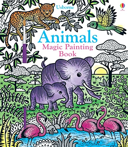 Magic Painting Animals By Federica Iossa