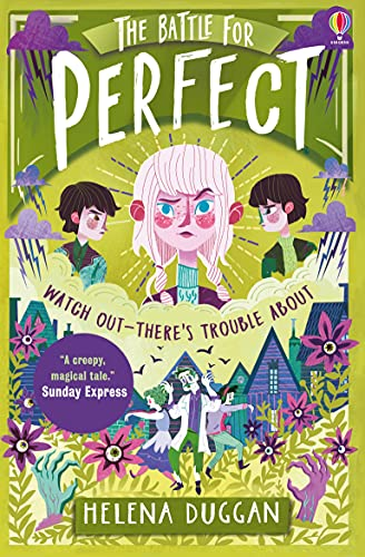 The Battle for Perfect By Helena Duggan