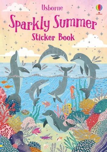 Sparkly Sticker Book Summer By Fiona Patchett