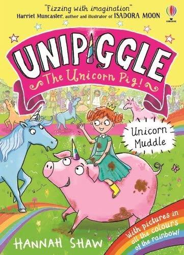 Unicorn Muddle By Hannah Shaw