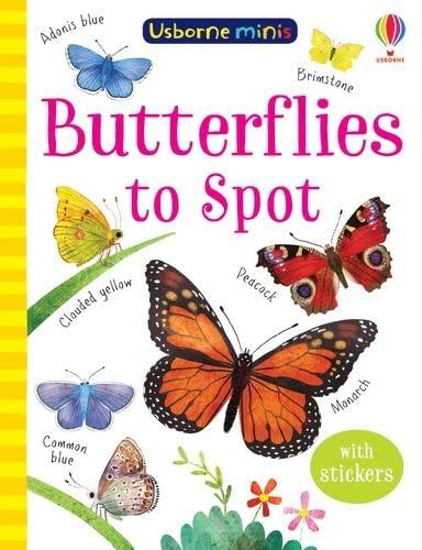 Butterflies to Spot By Kate Nolan