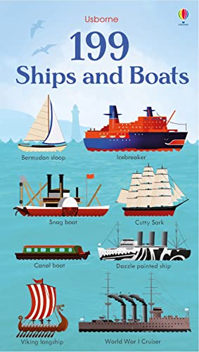 199 Ships and Boats By Kristie Pickersgill