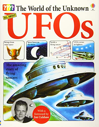 The World of the Unknown: UFOs By Ted Wilding-White